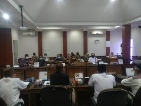 DPRD Kabupaten Belitung Dan MUI Kabupaten Belitung Sepakat THM Ditutup Selama Bulan Suci Ramadhan