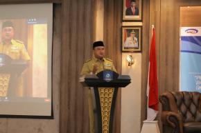 Bangun Kolaborasi APIP, Kawal Program Strategis Pembangunan Daerah