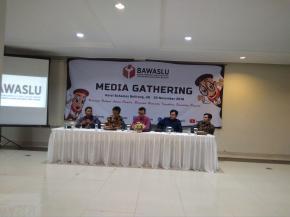Media Gathering 2018, Bawaslu Sebut Peran Media Sangat Penting di Pemilu 2019