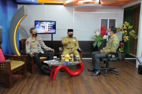 Dialog 21 TVRI, Gubernur Erzaldi Sampaikan Kebijakan PPKM