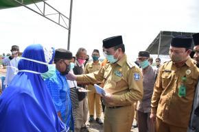 Gubernur Erzaldi: Lulusan Pondok Pesantren Khoirul Ummah Harus Jadi Hafiz Quran