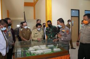Wagub Ingin RS Bhayangkara Polda Babel Jadi Pemantik Bagi Rumah Sakit Lain