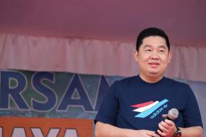 Eko Wijaya Ajak Pers di Babel Ikut Berkarya Dalam Pembangunan Daerah