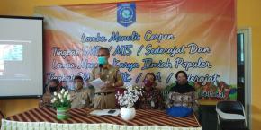 50 Siswa SLTP Ikuti Lomba Menulis Cerpen Tingkat Provinsi Kepulauan Babel