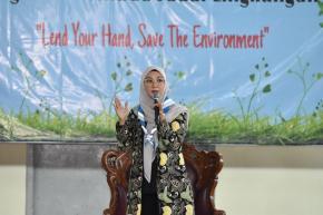 Kakwarda Melati Apresiasi Semangat Pemuda Babel Untuk Peduli Lingkungan