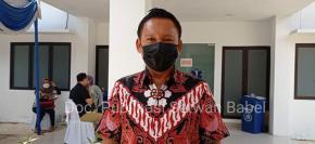 Ketua DPRD Babel Terima Suntikan Vaksin Covid Dosis KeDua
