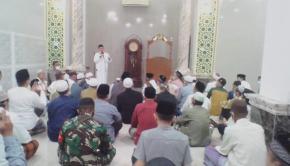 Walikota Pangkalpinang Safari Romadhon Ke Masjid Al Badar