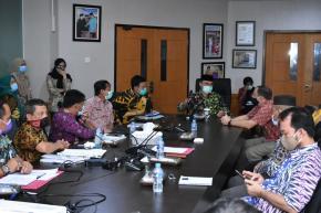 Gubernur Erzaldi Tekankan Komunikasi Intens Terkait Investasi PT ICB