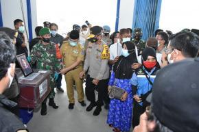 Dua Jenazah Korban Sriwijaya SJ 182, Tiba di Pangkalpinang