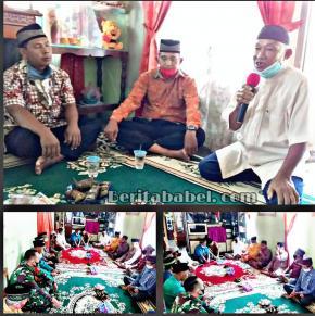 Serda Hendri Hadiri Undangan Ki Dukun Desa Aik Pelempang Jaya