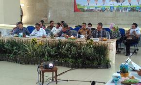 Gubernur Babel dan Bupati/Walikota Rakor Bersama Bahas P3D