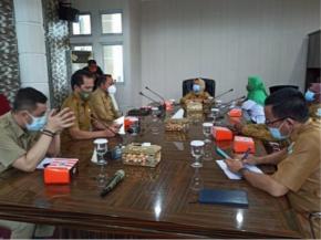 Acara Pertemuan Kemitraan Bersama BPJS Dipimpin Radmida Dawam,SH.MH