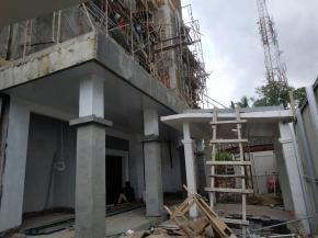 Progres Pembangunan IBS Baru 70 Persen, Manajemen PT. GCK Mengaku Optimis Selesai 15 Desember