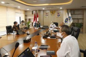 Gubernur Minta BPH Migas Menambah Kuota BBM di Babel dan Mendirikan SPBU Nelayan