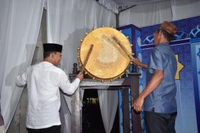 Plt Bupati Bangka Membuka PTQ ke 35 Kecamatan Sungailiat