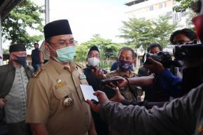 Gubernur Erzaldi Sampaikan Ucapan Belasungkawa dan Duka Cita