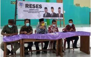 Anggota DPRD Provinsi Dapil III (Bangka Selatan) Siap Perjuangkan Aspirasi Masyarakat Batu Betumpang