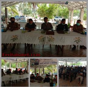 DPRD Kabupaten Belitung Gelar Reses Di Kecamatan Membalong