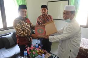 Herman Suhadi Kunjungi PonPes Al Islam Kemuja