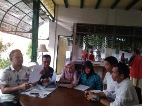 Icah Korban KDRT Oknum Anggota DPRD Kabupaten Bangka, Harap Balitanya Kembali Lagi
