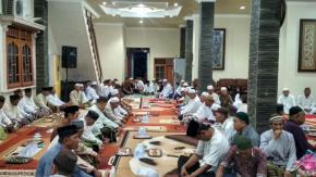 Doa Bersama Sebelum Pendaftaran, Mulkan Meneteskan Air Mata