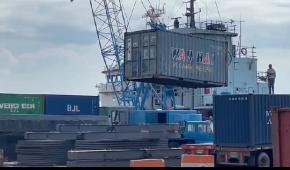 Dilarang Ekspor, PT CAL Kirim 200 Ton Zirkon ke China