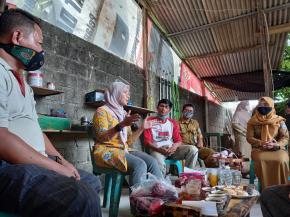 Ketua Dekranasda Melati Erzaldi : Babel Masih Miliki Potensi Yang Belum Tergali