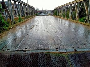 Lelang Proyek Jembatan Delas Jilid II Disanggah