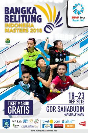 Babel Indonesia Masters 2018, Erzaldi: Pangkalpinang Siap Sajikan Pebulutangkis Dunia