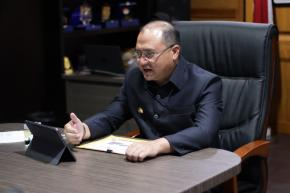 Gubernur Erzaldi Imbau Cara Kelola Lahan Pasca Tambang Timah Untuk Pertanian