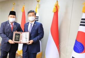 Kirim Surat Untuk Prabowo, Menhan Korea Selatan Tawarkan Bantuan