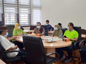 Pemerintah Kota Pangkalpinang Mengadakan Rakor Dengan BPJS Kesehatan Pangkalpinang