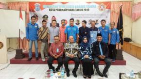 Aditia Pratama Pimpin Karang Taruna Pangkalpinang Periode 2019 - 2024
