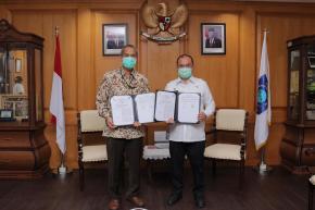 Gubernur Erzaldi Kembali Tanda Tangani MoU Dengan PT PLN (Persero)