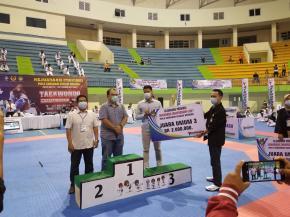Piala Gubernur 2021 Ajang Pencarian Bibit Unggul Takwondoin Bangka Belitung