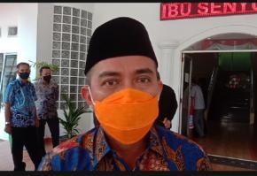 Masjid Agung Kubah Timah  Akan Menjadi Islamic Center Kota Pangkalpinang.