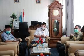 Amri Cahyadi Wakil Ketua DPRD Jalin Sinergi Bersama Bupati Babar