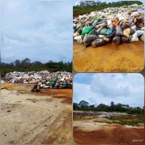 Ratusan Ton Zirkon Diduga Ilegal Siap Dikirim Dari Belitung
