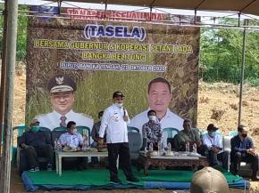 Haji Duk Gagas TASELA untuk Sejahterakan Petani Lada
