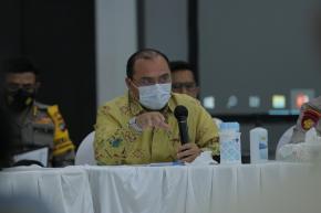Bahas Konflik PT Timah dan Nelayan, Gubernur Babel Rapat Maraton