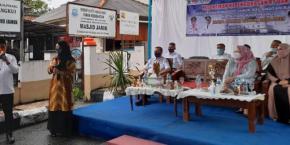 Walikota Melantik RT/RW Kelurahan Masjid Jami