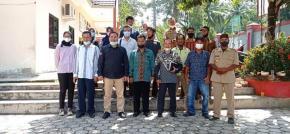 Komisi II DPRD Babel Sekapot Kampong, Tampung Aspirasi Masyarakat Di Desa Air Nyatoh