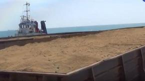 3.784 m3 Pasir di Marine Power Hasil Pengerukan PT. Glomedia