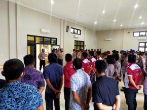 Anggota Polri Harus Disiplin New Normal Untuk Memutus Penyebaran Virus Corona
