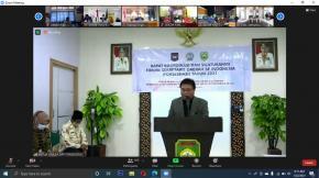 Sekda Babel Hadiri Pertemuan Forum Sekretaris Daerah Seluruh Indonesia