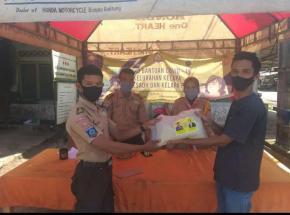 BPJ Salurkan Bantuan Sembako Melalui Komunitas untuk Masyarakat Terdampak Covid-19