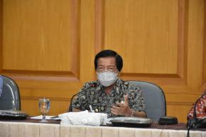 Pemprov. Babel Gelar Rapat Pemantapan Konsepsi Rancangan Peraturan Gubernur