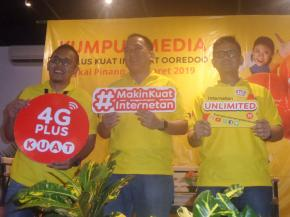 Jaringan 4G Plus Indosat Ooredoo Luar Biasa Kuat! Hadir di Babel