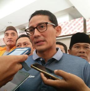 Keluar dari Gerindra, Sandiaga Uno Pilih Independen