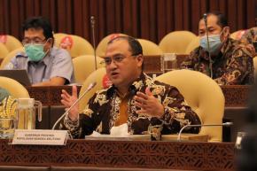 Komisi IV DPR RI Dukung Gubernur Erzaldi Jaga Babel Dari Kapal Isap Pasir